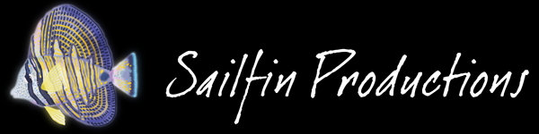 Sailfin Productions video content creator banner privacy statement