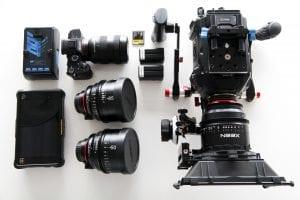 Sailfin Production Camera Kit
